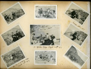 Alice Welford Photograph Album. Department of Special Collections, McFarlin Library. The University of Tulsa.